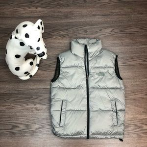 The North Face Down Puffer Vest Youth XL